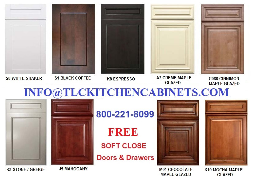 Kitchen cabinets price list tlc kitchen cabinets 800 for Kitchen cabinets quote