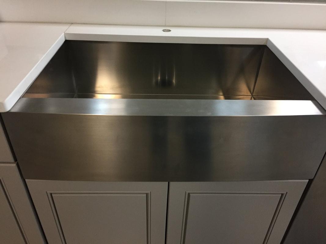 W361827 Modified For Farm Sink
