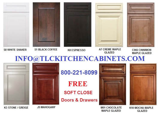 TLC KITCHEN CABINETS / 800 221 8099. Chicago Ju0026K Cabinetry Showroom 1655  BUSSE ROAD / ELK GROVE VILLAGE, IL 60007 Will Calls Running 3 5 Days  Delivery 7 10 ...